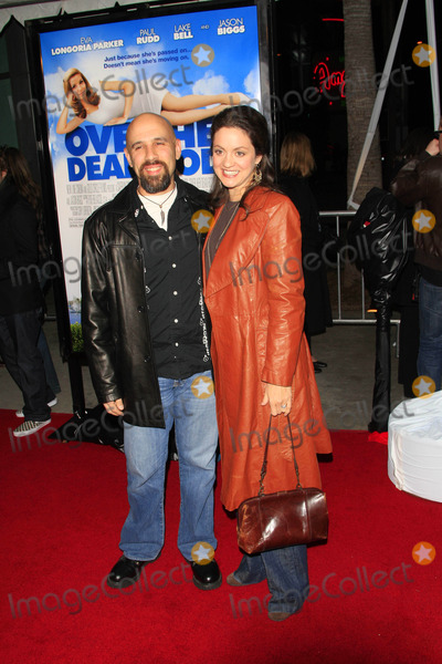 Kali Rocha with extrovert, Husband Michael Krikorian