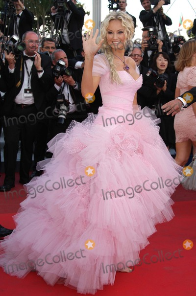 Adriana Karembeu Photo - Adriana Karembeu Model attends the Red Carpet Arrivals For the Beaver Premiere at the 2011 Cannes Film Festival the 64th Cannes Film Festival in Cannes France May 17 2011photo by David gadd-allstar-globe Photos Inc