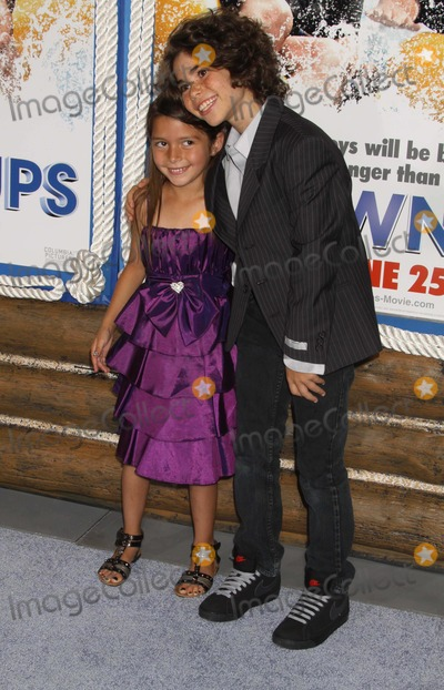 Alexys Nycole-Sanchez Photo - Alexys Nycole Sanchezcameron Boyce at NY Premiere Ofgrown Ups at Ziegfeld Theatre NYC 06-23-2010 Photo by John BarrettGlobe Photos Inc2010