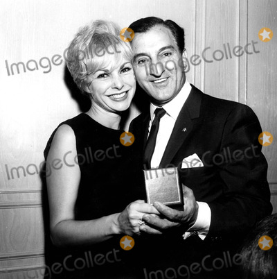 Danny Thomas Photo - Janet Leigh and Danny Thomas 1964 b725-4 Supplied by Globe Photos Inc Janetleighretro