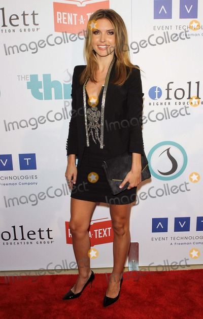 Adrina Patridge Photo - Adrina Patridge attends the Thirst Project Annual Gala on the 26th June 2012 the Beverly Hilton Hotelbeverly Hillscausaphoto TleopoldGlobephotos