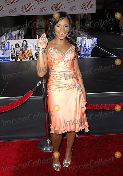 Ashanti Douglas Photo - Ashanti Douglas During the Premiere of the New Movie From 20th Century Fox John Tucker Must Die Held at Graumanns Chinese Theatre on July 25 2006 in Los Angeles Photo by Michael Germana-Globe Photos