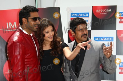 Abhishek Bachchan Photo - Abhishek Bachchan Aishwarya Rai  Vikram Actress Raavan Photocall 63rd Annual Cannes Film Festival in Cannes  France 05-17-2010 Photo by Daivd Gadd-allstar-Globe Photos Inc