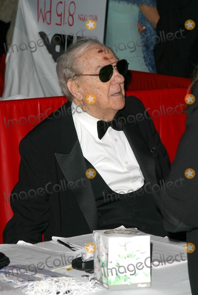 Karl Malden Photo - Wbin Style Magazine Golden Globe Party at the Beverly Hilton Hotel Beverly Hills CA 1252004 Photo by Nina PrommerGlobe Photos Inc 2004 Karl Malden