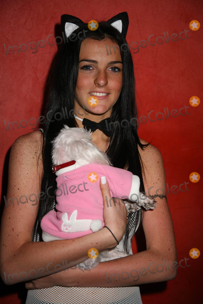 Ali Lohan Photo - Animal Fair Magazines 8th Annual Halloween Pet Costume Party Benefiting the Humane Society of NY Mansion NYC October 27 08 Photos by Sonia Moskowitz Globe Photos Inc 2008 Ali Lohan