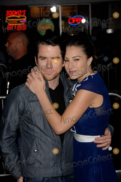 America Olivo Photo - Christian Campbell and America Olivo During the Premiere of the New Movie From Paramount Pictures Up in the Air Held at Manns Village Theatre on November 30 2009 in Los Angeles Photo Michael Germana - Globe Photos Inc 2009