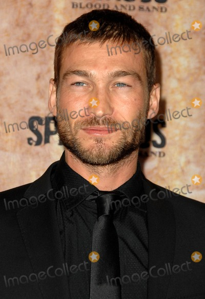 Andy Whitfield Photo - Andy Whitfield attends the Original Tv Series Premiere of Spartacus Blood and Sand Held at the Billy Wilder Theater in Westwoodcalifornia on January 14 2010 Photo by D Long- Globe Photos Inc 2010