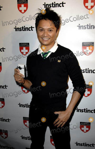Alec Mapa Photo - Andrew Christians Cops  Robbers Birthday Party at Jimmys Lounge in Hollywood CA 1-17-2008 Image Alec Mapa Photo by Scott Kirkland-Globe Photos Inc 2008
