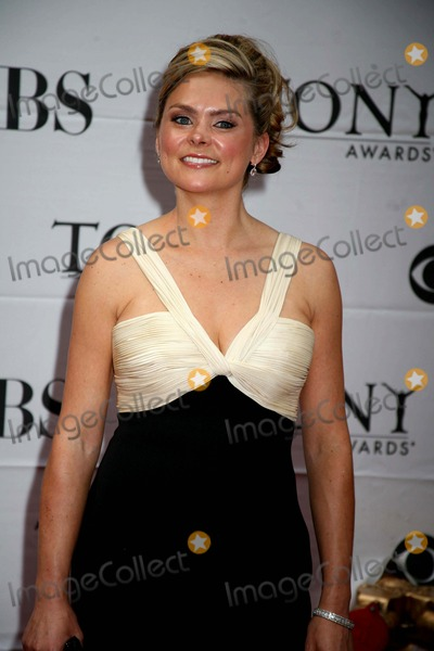 Heather Hach Photo - The Tony Awards Radio City Music Hall  NYC Red Carpet Arrivals 06-10-2007 Photos by Sonia Moskowitz Globe Photos Inc 2007 Heather Hach