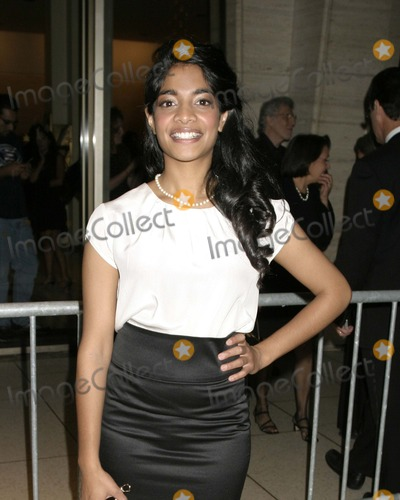 Amara Karan Photo - September 2007 - New York NY USA - Amara Karan attends Movie Premiere of the Darjeeling Limited Which Opens the 2007 New York Film Festival at Avery Fisher Hall in Lincoln Center Photo by Anthony G Moore-Globe Photosinc