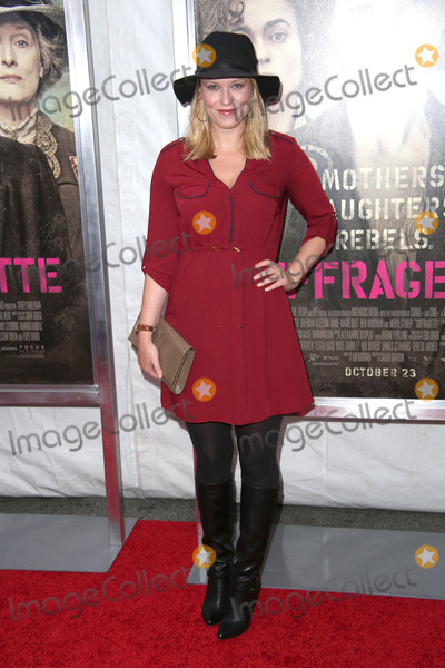 Kiera Chaplin Photo - Kiera Chaplin attends the New York Premiere of Focus Features Suffragette the Paris Theater NYC October 12 2015 Photos by Sonia Moskowitz Globe Photos Inc