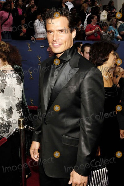 Antonio Sabato Jr Photo - Annual Daytime Emmy Awards Held at the Kodak Theatre in Hollywood California on April 282oo6 Photo Hakim  Globe Photos Inc 2006 K47688vg Antonio Sabato Jr