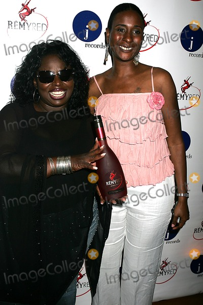 Angie Stone Photo - Angie Stone Cd Release Party at Marquee on 10th Avenue New York City 07062004 Photo Rick Mackler Rangefinders Globe Photos Inc 2004 Angie Stone