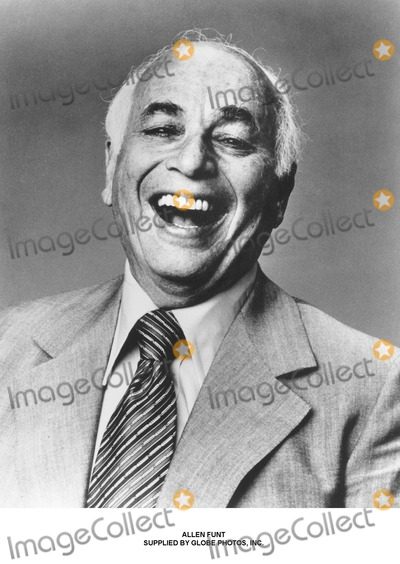 Allen Funt Photo - Allen Funt Supplied by Globe Photos Inc