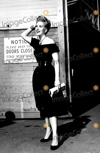 Kim Novak Photo - Kim Novak 1954 SmpGlobe Photos Inc Kimnovakretro