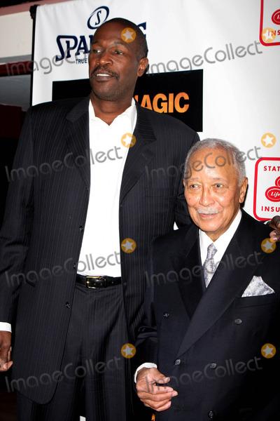 Herb Williams Photo - World Premiere Screening of New Film Black Magic at the Apollo Theater Date 02-25-08 Photos by John Barrett-Globe Photosinc Herb Williamsdavid Dinkins