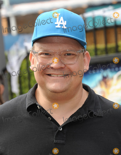 Andy Richter Photo - Andy Richter attending the Los Angeles Premiere of Goosebumps Held at the Regency Village Theater in Westwood California on October 4 2015 Photo by David Longendyke-Globe Photos Inc