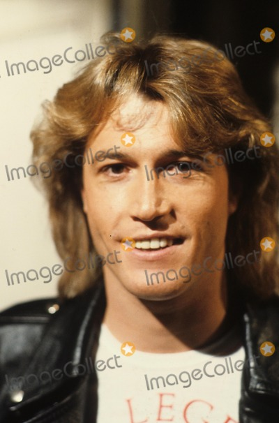 Andy Gibb Photo - Andy Gibb Photo by Gerald Barry Wolfe-Globe Photos Inc