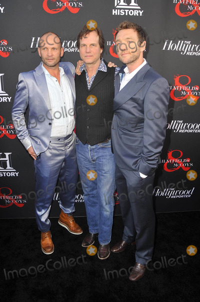 Andrew Howard Photo - Andrew Howard Bill Paxton Tom Mckay attending the Los Angeles Premiere of  Hatfields  Mccoys Held at Milk Studios in Los Angeles California on May 21 2012 Photo by D Long- Globe Photos Inc