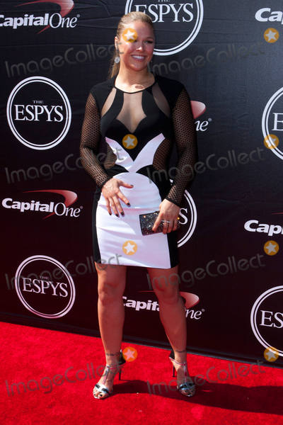 Nicole Avant Photo - Ronda Rousey attends the 2015 Espys on July 15th-2015 at the Microsoft Theater in Los AngelescaliforniausaphotoleopoldGlobephotos