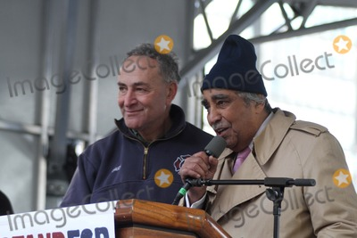 Charlie Rangel Photo - Stand For Freedom March and Rally For Voting Rights  December 10 Is United Nations Human Rights Day Rally Held at Dag Hammarskjold Plaza  United Nations Bruce Cotler 12 10 11 NY Senator Charles Scumer and NY Congressman Charlie Rangel