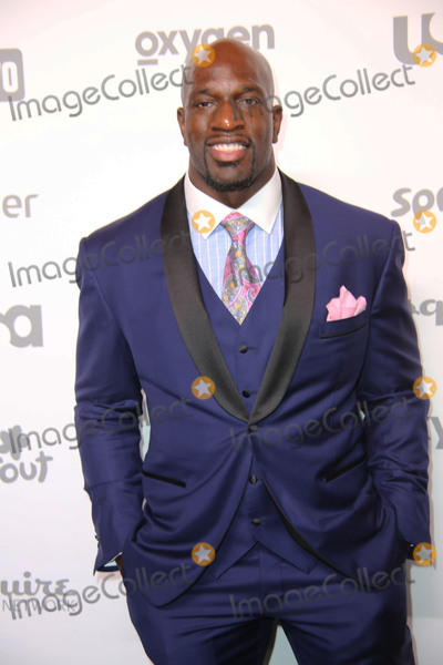 Titus ONeil Photo - NBC Universal Cable Entertainment Upfront Celebration Javits Center North Hall NYC May 14 2015 NYC Photos by Sonia Moskowitz Globe Photos Inc Titus Oneil