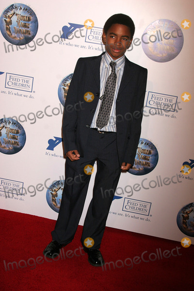 Avery Johnson Photo - the 2008 World Magic Awards Barker Hangar Santa Monica CA 101108 Avery Johnson Jr Photo Clinton H Wallace-photomundo-Globe Photos Inc