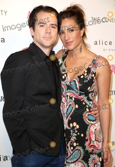 America Olivo Photo - The Cinema Society and Alice and Olivia Present a Screening of Sony Pictures Classics Austenland Landmark Sunshine Cinema NYC August 12 2013 Photos by Sonia Moskowitz Globe Photos Inc 2013 Christian Campbell America Olivo