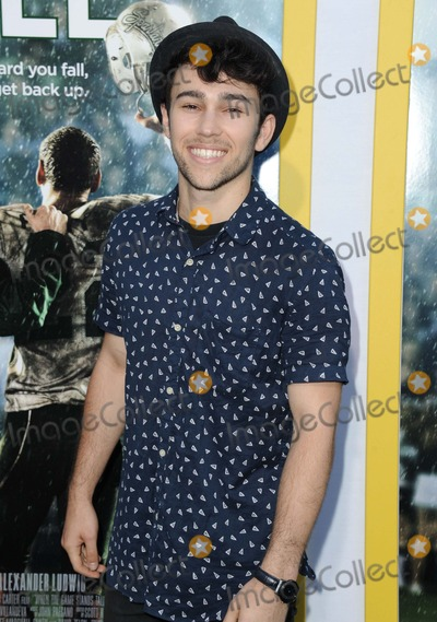 Max Schneider Photo - Max Schneider attending the Los Angeles Premiere of When the Game Stands Tall Held at the Arclight Theater in Hollywood California on August 4 2014 Photo by D Long- Globe Photos Inc