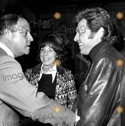 Steve Lawrence Photo - Don Rickles with Steve Lawrence A1453 Supplied by Globe Photos Inc