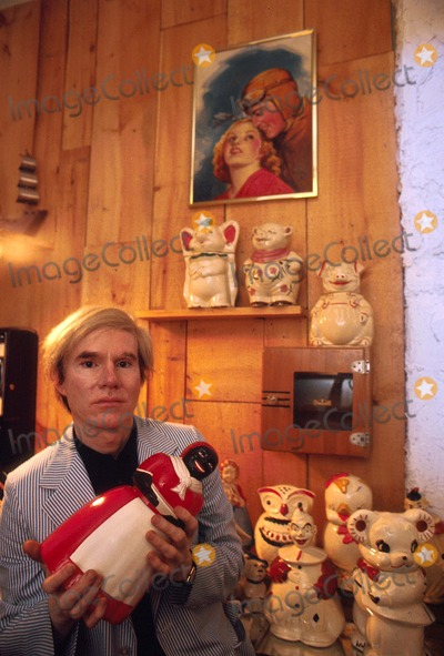 Andy Warhol Photo - Andy Warhol 1972 9208 Photo by Clande Picasso-ipol-Globe Photos Inc