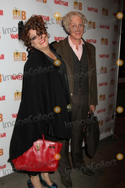 Angela McCluskey Photo - Rock N Wine Party Hosted by the Mario Batali Foundation City Winery NYC September 25 2011 Photos by Sonia Moskowitz Globe Photos Inc 2011 Angela Mccluskey