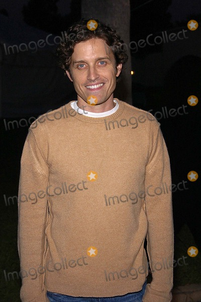 Rob Benedict Photo - Cbs Press Tour For Ghost Whisperer and Threshold Hollywood Forever Cemetery Hollywood CA 09-09-05 Photodavid Longendyke-Globe Photos Inc2005 Rob Benedict