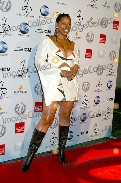 Nicci Gilbert Photo - Usher - 25th Birthday Party at Pearl West Hollywood CA 10182003 Photo by Clinton H Wallace  Ipol  Globe Photos Inc 2003 Nicci Gilbert