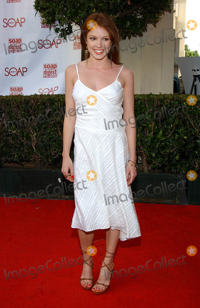 AUBREY DOLLAR Photo -  Soapnet Presents the Soap Opera Digest Awards at Abc Prospect Studios in Los Angeles CA 452003  Photo by Fitzroy Barrett  Globe Photos Inc 2003 Aubrey Dollar