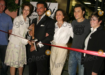 Abbe Land Photo - I9923CHWOCCHI EYE BOUTIQUE GRAND OPENING HOSTED BY LORENZO RANDISIOCCHI WEST HOLLYWOOD CA 08-30-2005 PHOTO  CLINTON HWALLACE-IPOL-GLOBE PHOTOS INCSANDY VHUTCHENS JR ABBE LAND-WEST HOLLYWOOD MAYOR LORENZO RANDISI JOAN HENNEHAN BLAIR REDFORD AND AMY DUCHENE