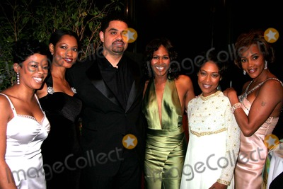 Monica Calhoun Photo - I10490CHWBEVERLY HILLSHOLLYWOOD 16TH ANNUAL NAACP THEATRE AWARDS- VIP RECEPTION  DIRECTORS GUILD HOLLYWOOD CA 02-20-2006 PHOTO CLINTON HWALLACE-PHOTOMUNDO-GLOBE PHOTOS INCMALINDA WILLIAMS GARCELLE BEAUVAIS-NILON HEAVY D TERRI JVAUGHN MONICA CALHOUN AND VIVICA AFOX