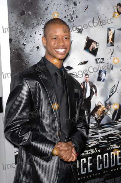 Arjay Smith Photo - Arjay Smith During the Premiere of the New Movie From Summit Entertainment Source Code Held at the Arclight Cinerama Dome on March 28 2011 in Los Angeles photo Michael Germana - Globe Photos Inc