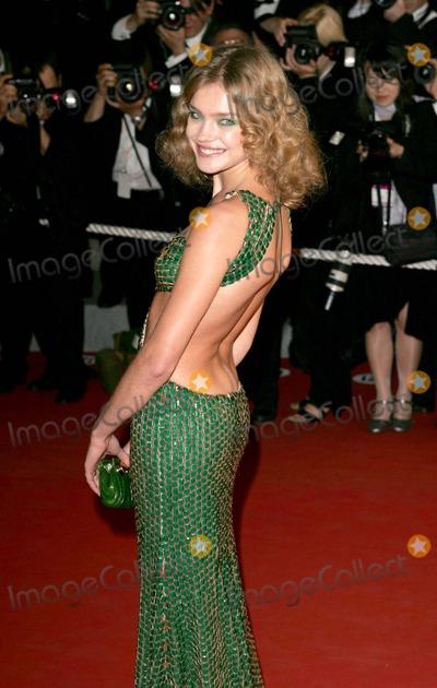 Natalie Vodianova Photo - 57th Annual Cannes Film Festival Kill Bill Vol 2 Premiere at Cannes France 05162004 000774 Phnoto Mark Chilton Globelink Globe Photos Inc 2004 Natalie Vodianova