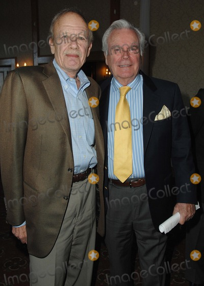 Tom Mankiewicz Photo - Pacific Pioneer Broadcasters Luncheon Honoring Robert Wagner at the Castaway Banquet Center in Burbank CA 01-30-2009 Image Tom Mankiewicz and Robert Wagner Photo Scott Kirkland  Globe Photos