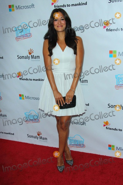 Angelique Cabral Photo - Angelique Cabral attends Friends to Mankind  Microsoft 3rd Annual 18for18 Summer Soiree on 18th August 2013 at 901 Abbot Kinneyvenice Causaphoto TleopoldGlobephotos