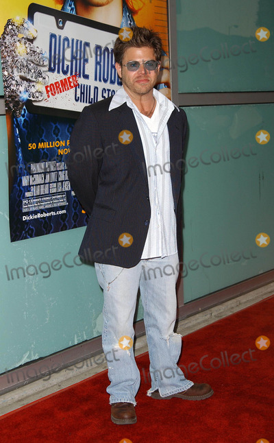 Adam Rich Photo - World Premiere of Dickie Roberts Former Child Star Benefiting the Chris Farley Foundation at the Cinerama Dome Hollywood CA 0932003 Photo by Fitzroy Barrett Globe Photos Inc2003 Adam Rich