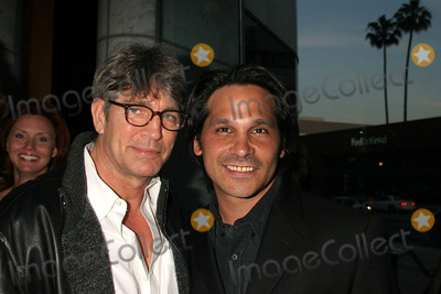 Adam Davy Photo - 2008 Beverly Hills Film Festival Opening Night Clarity Theatre Beverly Hills CA 040908 Eric Roberts and Adam Davis Photo Clinton H Wallace-photomundo-Globe Photos Inc