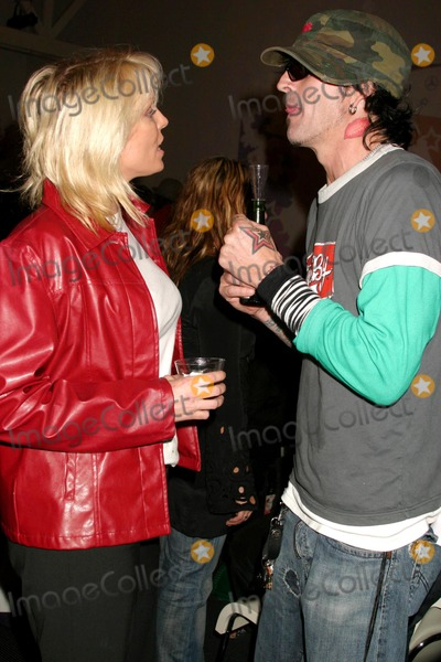 Jamie White Photo - Sheri Bodell Spring 2006 Collection - Vip Afterparty Mercedes-benz Spring 2006 LA Fashion Week Smashbox Studios Culver City CA 10-20-2005 Photo Clintonhwallace-photomundo-Globe Photos Inc Tommy Lee and Jamie White