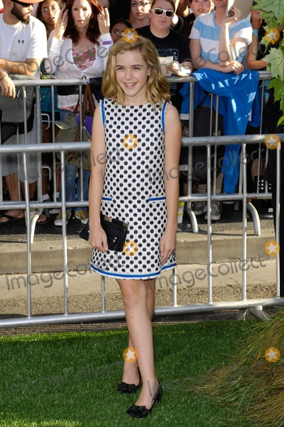 Kiernan Shipka Photo - Kiernan Shipka During the Premiere of the New Movie From Walt Disney Pictures the Odd Life of Timothy Green Held at the El Capitan Theatre on August 6 2012 in Los Angeles Photo Michael Germana - Globe Photos