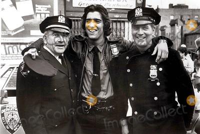Ken Wahl Photo - Fort Apache the Bronx Tv Film Still Supplied by Globe Photos Inc Paul Newman Ed Asner Ken Wahl