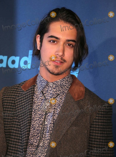 Avan Jogia Photo - The 24th Annual Glaad Media Awards the Marriott Marquis Hotel NYC March 16 2013 Photos by Sonia Moskowitz Globe Photos Inc 2013 Avan Jogia