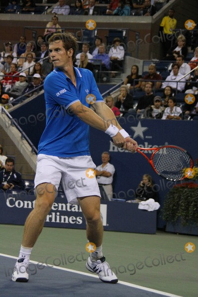 Andy Murray Photo - Us Open Day Two Arthur Ashe Stadium Usta Billie Jean King National Tennis Center in Flushing  New York 09-01-2009 Photos by Sonia Moskowitz-Globe Photos Inc 2009 Andy Murray
