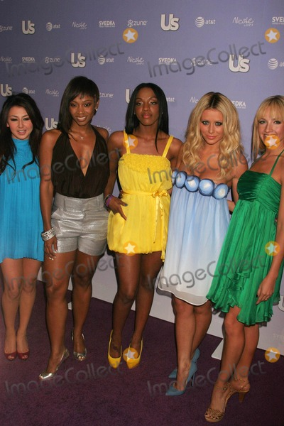 Aundrea Fimbres Photo - Us Weeklys Hot Hollywood 2008 Beso Hollywood California 04-17-2008 Danity Kane -l-r - Aundrea Fimbres Dwoods Dawn Richards Aubrey Oday and Shannon Bex Photo Clinton H Wallace-photomundo-Globe Photos Inc