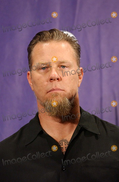 James Hetfield Photo - 1306 Waldorf-astoria Hotel NYC 21st Annual 2006 Rock and Roll Hall of Fame Induction Ceremony Photo Ken Babolcsay-ipol-Globe Photos Inc 2006 I10550kba James Hetfield Metallica